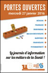 Visuel JPO2016 Sciences Sante