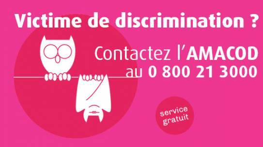 Une aide municipale aux victimes de discrimination