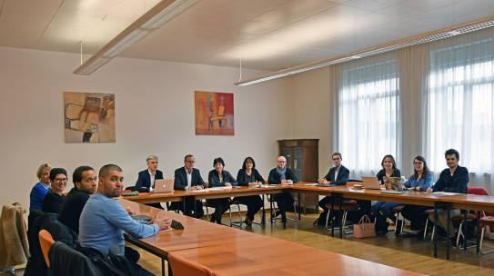 Création d'une commission d'éthique et déontologie